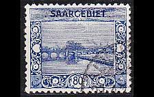 Buy GERMANY Saar [1921] MiNr 0062 ( O/used )