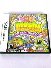 Buy Moshi Monsters: Moshling Zoo (Nintendo DS, 2011) Game Case Manual