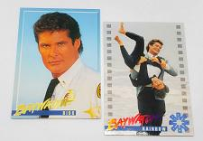 Buy VINTAGE DAVID HASSELHOFF 1995 BAYWATCH SPORTS TIME COLLECTOR'S CARDS BOGO MNT
