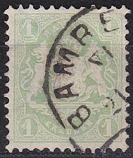 Buy GERMANY Bayern Bavaria [1870] MiNr 0022 X a ( O/used ) [03]