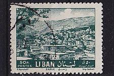 Buy LIBANON LEBANON LIBAN [1961] MiNr 0739 ( O/used )