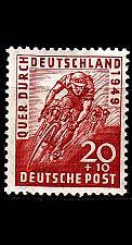 Buy GERMANY Alliiert AmBri [1949] MiNr 0107 ( */mh )