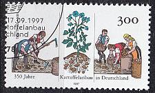 Buy GERMANY BUND [1997] MiNr 1946 ( O/used ) Pflanzen