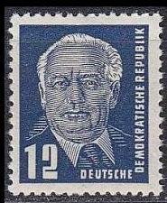 Buy GERMANY DDR [1952] MiNr 0323 ( **/mnh )
