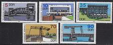 Buy GERMANY DDR [1988] MiNr 3203-07 ( **/mnh ) Bauwerke