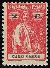 Buy Cape Verde #177 Ceres; Unused (2Stars) |CPV0177-02XRS
