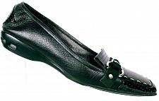 Buy Cole Haan Air Women's Bronte Black Leather Moc Toe Loafer Shoes Size 6 B