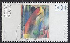 Buy GERMANY BUND [1996] MiNr 1844 ( O/used ) Gemälde