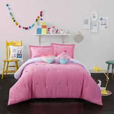 Buy Heritage Club Kids Pom Pom Comforter Set with BONUS Decorative Pillows