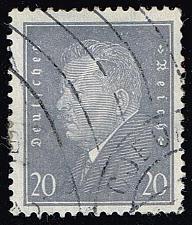 Buy Germany #376 Pres. Friedrich Ebert; Used (0.80) (1Stars) |DEU0376-01