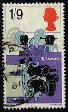 Buy Great Britain #521 Television Camera; Used (0.25) (0Stars) |GBR0521-02XVA