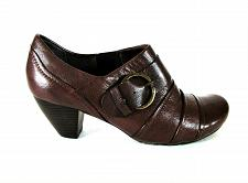 Buy Bare Traps Brown Tasha Bootie Heels Slip On Shoes Women's 8 M (SW6)