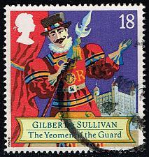 Buy Great Britain #1458 Yeoman of the Guard; Used (0.25) (2Stars) |GBR1458-01XVA
