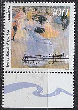 Buy GERMANY BUND [1999] MiNr 2061 ( **/mnh ) Kunst