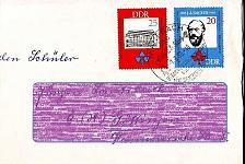 Buy GERMANY DDR [1966] MiNr 1165-66 ( Brief )