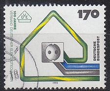 Buy GERMANY BUND [1993] MiNr 1648 ( O/used )
