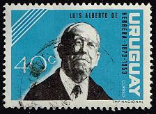 Buy Uruguay **U-Pick** Stamp Stop Box #159 Item 10 |USS159-10
