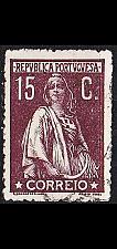 Buy PORTUGAL [1912] MiNr 0214 Ax ( O/used )
