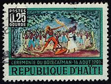 Buy Haiti #582 Caiman Woods; Used (0.25) (5Stars) |HAI0582-01XVA