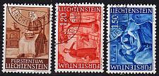 Buy LIECHTENSTEIN [1960] MiNr 0395-97 ( O/used )