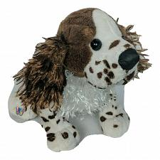 Buy Ganz Webkinz Brown White Springer Spaniel Dog Stuffed Animal HM170 No Code 11""
