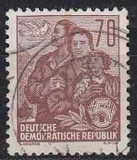 Buy GERMANY DDR [1955] MiNr 0458 ( OO/used )