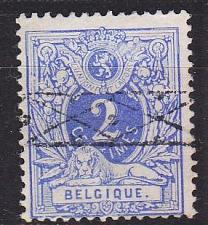 Buy BELGIEN BELGIUM [1869] MiNr 0024 C ( O/used )