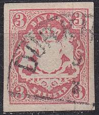 Buy GERMANY Bayern Bavaria [1867] MiNr 0015 ( O/used ) [04]