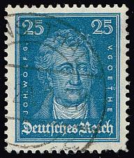 Buy Germany #358 Johann Wolfgang von Goethe; Used (3Stars) |DEU0358-02XRS