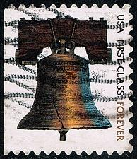Buy US #4126 Liberty Bell Forever; Used (2Stars) |USA4126-14