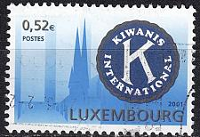 Buy LUXEMBURG LUXEMBOURG [2001] MiNr 1558 ( O/used )