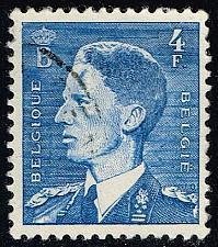 Buy Belgium #448 King Baudouin; Used (0.25) (2Stars)  BEL0448-01XRS