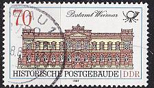 Buy GERMANY DDR [1987] MiNr 3069 ( OO/used ) Bauwerke