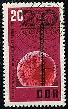 Buy Germany DDR #769 Radio Tower & Globe; CTO (0.25) (4Stars) |DDR0769-01