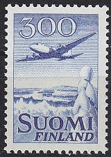 Buy FINLAND SOUMI [1958] MiNr 0488 ( **/mnh ) Flugzeug