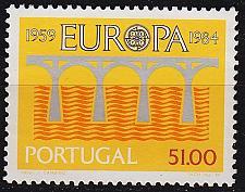 Buy PORTUGAL [1984] MiNr 1630 ( **/mnh ) CEPT