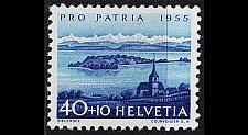 Buy SCHWEIZ SWITZERLAND [1955] MiNr 0617 ( */mh ) Pro Patria