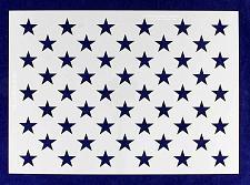Buy 50 Star Field Stencil 14 Mil -G-Spec 17.29 - Painting /Crafts/ Templates