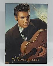 Buy 1993 ROCKSTREET /10000 ELVIS PRESLEY SERIES 2 LIMITED EDITION TRADING CARD 2 MNT