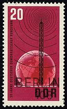 Buy Germany DDR #769 Radio Tower & Globe; CTO (0.25) (4Stars) |DDR0769-03