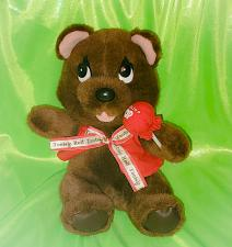 Buy OFFICIALLY LICENSED APPLAUSE TOOTSIE ROLL TOOTSIE POPS 8 IN PLUSH TEDDY BEAR