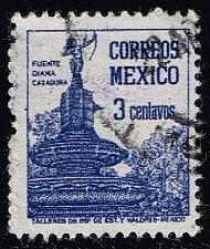 Buy Mexico #805 Fountain of Diana; Used (0.25) (3Stars) |MEX0805-01XRS