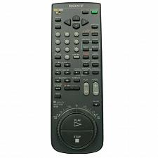Buy Genuine Sony TV VTR Remote Control RMT-V130 Tested and Works