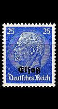 Buy GERMANY REICH Besetzung [Elsass] MiNr 0010 ( **/mnh )