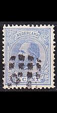 Buy NIEDERLANDE NETHERLANDS [1872] MiNr 0019 G ( O/used )