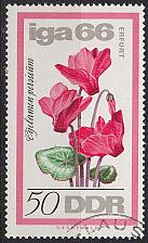 Buy GERMANY DDR [1966] MiNr 1192 ( OO/used ) Blumen