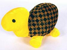 Buy Kellytoy Turtle Plush Brown Yellow Stuffed Animal 8.5""