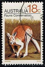 Buy Australia #502 Kangaroo; Used (0.35) (4Stars) |AUS0502-02XBC