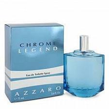 Buy Chrome Legend Eau De Toilette Spray By Azzaro