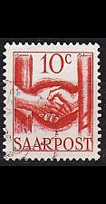 Buy GERMANY Saar [1948] MiNr 0239 ( O/used )